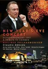 CLAUDIO ABBADO - NEW YEAR'S EVE CONCERT 1997: A TRIBUTE TO CARMEN USED - VERY GO