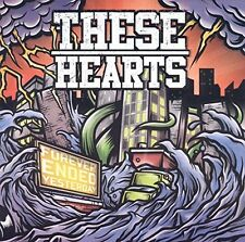 These Hearts - Forever Ended Yesterday [CD]