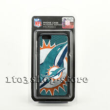 NFL Miami Dolphins Rugged Hard Case Cover for iPhone 6 iPhone 6s Orange/Green