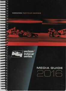 2016 Verizon IndyCar® Series Media Guide