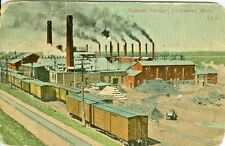 Coldwater MI  The Cement Factory 1912