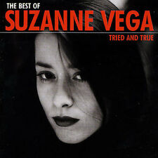 SUZANNE VEGA - THE BEST OF SUZANNE VEGA: TRIED AND TRUE NEW CD