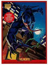 1994 Marvel Masterprint National Sports Convention Hildebrandt auto Masterpieces