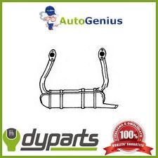 Marmitta Silenziatore posteriore FIAT 500 0.5 65>75 12901