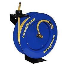 Goodyear 10344 Retractable Air Compressor Hose Reel 3/8 in. x 50 feet