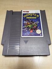 Nintendo NES: Monster in My Pocket (PAL-B) *Cartridge Only*