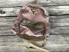 Joyfolie  Lexi Backpack in Blush Velvet Youth School Girls