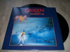 QUEEN RARE 2 LP LIVE AT WEMBLEY 86 EXC. ETAT
