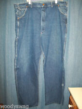 Key Carpenter Jeans Size 46 by 32 100% Cotton USA Pre owned