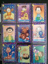 1978 Skybox Jim Davis Garfield collectible trading cards 1-100