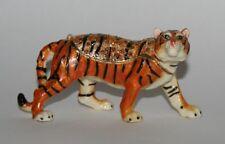 TIGER Standing Trinket Box / Ornament Gift *NEW*