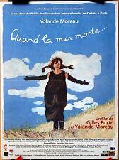 Yolande Moreau : Quand La Mer Monte : POSTER