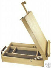 Chatsworth Earl Artists Table Easel Storage Box (store pastels oil acrylic paint