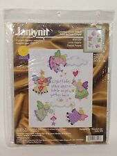 Janlynn Cross Stitch Craft Kit Little Angels New