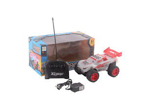 R/C Car Off Road Remote Control Racer - Red - For Children 1:18 Scale RC Car uk