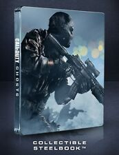 CALL OF DUTY  GHOSTS    --    STEELBOOK        -----   pour X-BOX ONE
