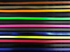 """19 COLOURS Belt Blanks Leather Lead Straps - 3/4"""" or1/2"""" or 5/8"""" Wide  50"""" Long"""