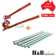 3 in1 180° Tube Bender 5 Sizes Spring Bender Plumbing A/C Aluminium Copper Pipe