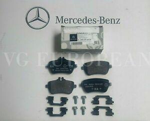 Mercedes Benz R231 SL-Class Genuine Rear Brake Pad Set, Pads NEW SL550 SL450