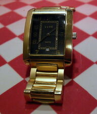 LUXE SWISS ZRT5501 WATCH - EXCELLENT SHAPE AND WORKS