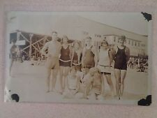 ORIGINAL PHOTO CAPE MAY NEW JERSEY SUNBATHING ON THE BEACH FREE US SHIPPING