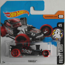 Hot Wheels - Fangula mattschwarz Treasure Hunt / T-Hunt Neu/OVP