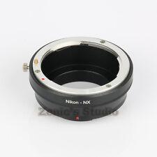 AI-NX Mount Adapter Ring For Nikon F Lens to Samsung NX5 NX10 NX11 NX210 NX300