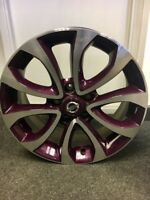 Nissan Juke (2014 >) 1 inches Alloy Wheel in Yokohama purple KE4091K200BP