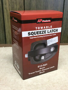 AP Products 013-521 Bauer Towable Squeeze Latch RV Lock