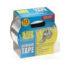 Cinta De Aluminio Para Panel De Auto Reparación Tubo de escape 48mm X 10m