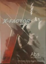 Weider X-Factor Abs Workout Fitness Exercise DVD
