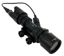 New Tactical SF M951 Black Style High power 200 Lumen Flashlight