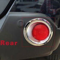 For Suzuki SX4 S-Cross Crossover 2014-018 tail Rear Fog Light Brake Lamp Cover