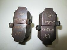 KEARNEY MECHANICAL DIESET 2 SETS  SIZE 1/4""