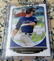 RYAN MCMAHON 2013 Bowman Draft Picks Rookie Card RC Rockies Home Run Power HOT $