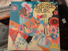 Awesome Color ‎– 'Electric Aborigines' 2008 US Vinyl LP