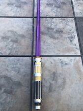 Mace Windu Lightsaber Star Wars Clone Wars Bladebuilders