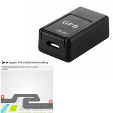 GF-07 Mini Magnetic Enhanced GPS Locator Car Motorcycle Real Time Track Device
