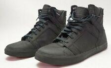 Supra Men's Skytop Muska 001 Sneakers Shoes - 10 (Black)