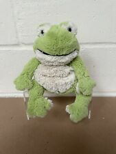 INTELEX MICROWAVABLE HEATED SCENTED FROG GIFT IDEA/IDEAL FOR WINTER NIGHTS