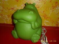 Nilpferd Lampe - Heico - Figur Leuchte - Kinderlampe - Schlummerlicht