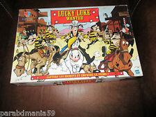 Jeu de société Lucky Luke Wanted - MB Jeux - Année 2002