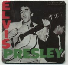 Elvis Presley - Record Album Cover COASTER - RCA Victor - Rock n Roll King