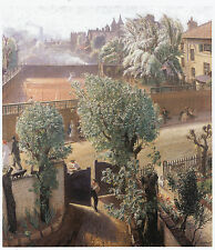 SPRING in St John'S WOOD LONDON Laura Knight stampa nel 11 x 14 in (ca. 35.56 cm) Mount SUPERBA
