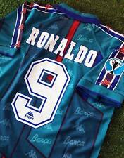 Barcelona Away 1994-1995 shirt  retro jersey GUARDIOLA RONALDO camiseta SIZE M