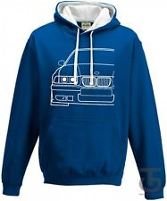 BMW 3er E36 Hoodie Pullover