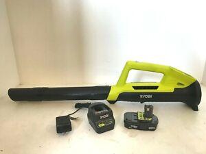 Ryobi P2109 18V 90 MPH 200 CFM Cordless Leaf Blower N KIT