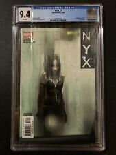 NYX 3 CGC 9.4 Marvel 2004 1st Appearance X-23 Laura Kinney Wolverine X-Men