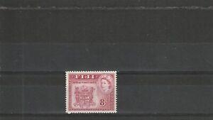 Fiji   1953  Royal Visit Single Value MNH scan  1569