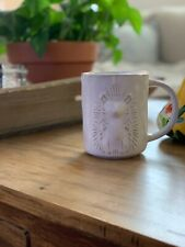 New listing New Anthropologie Kylo Hedgehog Stoneware Creme Mug Nib- Sold Out-